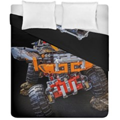 Monster Truck Lego Technic Technic Duvet Cover Double Side (california King Size) by Sapixe