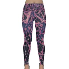 Fabric Textile Texture Macro Model Lightweight Velour Classic Yoga Leggings