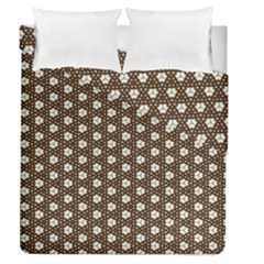 Texture Background Pattern Duvet Cover Double Side (queen Size)