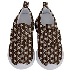 Texture Background Pattern Velcro Strap Shoes by Sapixe
