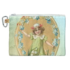 Vintage 1225895 1280 Canvas Cosmetic Bag (xl) by vintage2030