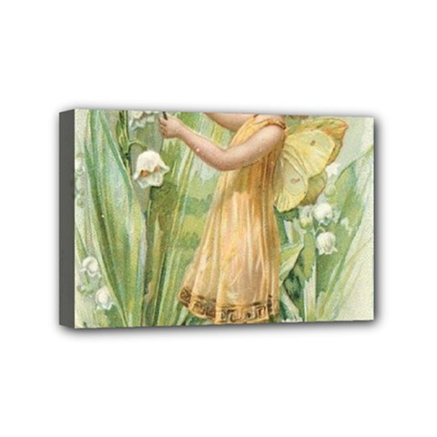 Fairy 1225819 1280 Mini Canvas 6  X 4  (stretched) by vintage2030