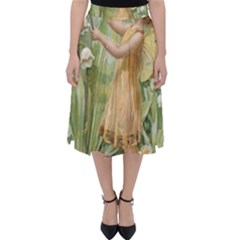 Fairy 1225819 1280 Classic Midi Skirt by vintage2030