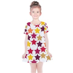 Background Abstract Kids  Simple Cotton Dress by Sapixe