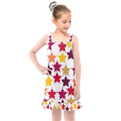 Background Abstract Kids  Overall Dress