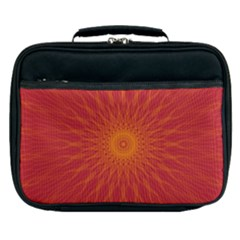 Background Rays Sun Lunch Bag
