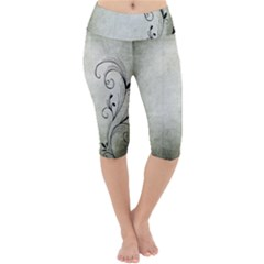 Grunge 1133689 1920 Lightweight Velour Cropped Yoga Leggings by vintage2030