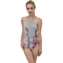 Scrapbook 1133667 1920 Go With The Flow One Piece Swimsuit
