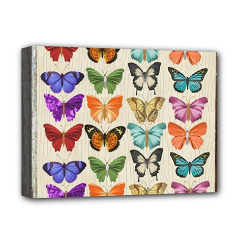Butterfly 1126264 1920 Deluxe Canvas 16  X 12  (stretched)  by vintage2030