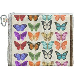 Butterfly 1126264 1920 Canvas Cosmetic Bag (xxxl) by vintage2030
