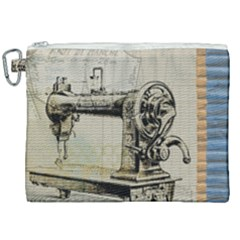 Sewing 1123716 1920 Canvas Cosmetic Bag (xxl) by vintage2030