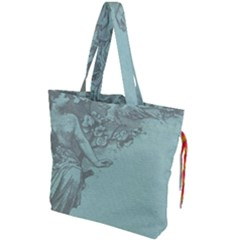 Background 1210548 1280 Drawstring Tote Bag by vintage2030