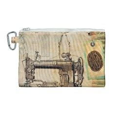 Sewing 1123718 1920 Canvas Cosmetic Bag (large) by vintage2030