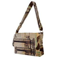 Sewing 1123718 1920 Full Print Messenger Bag