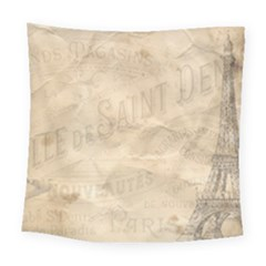 Paris 1118815 1280 Square Tapestry (large) by vintage2030