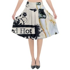 Retro 1112777 1920 Flared Midi Skirt