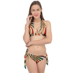 Abstract 2068610 960 720 Tie It Up Bikini Set by vintage2030