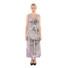 Lady 1112861 1280 Sleeveless Maxi Dress