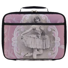 Lady 1112861 1280 Full Print Lunch Bag by vintage2030