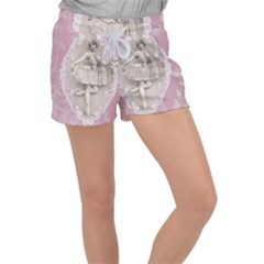 Lady 1112861 1280 Women s Velour Lounge Shorts
