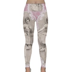 Lady 1112861 1280 Lightweight Velour Classic Yoga Leggings
