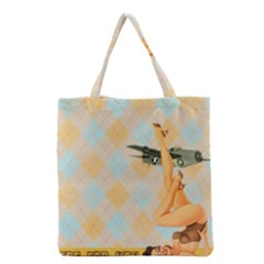 Retro 1107644 1920 Grocery Tote Bag
