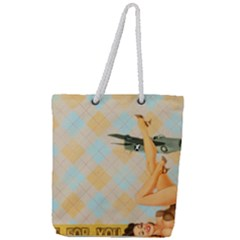 Retro 1107644 1920 Full Print Rope Handle Tote (large)