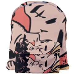 Retrocouplekissing Giant Full Print Backpack by vintage2030