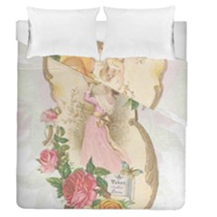 Vintage 1079517 1920 Duvet Cover Double Side (queen Size)