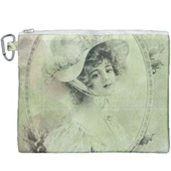 Woman 1079507 1920 Canvas Cosmetic Bag (xxxl) by vintage2030