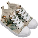 Flapper 1079515 1920 Kid s Mid-Top Canvas Sneakers View3