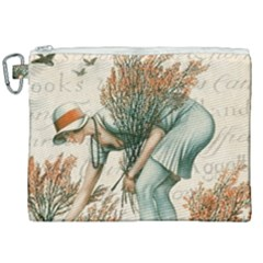 Flapper 1079515 1920 Canvas Cosmetic Bag (xxl) by vintage2030