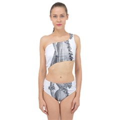 Vintage 971636 1280 Spliced Up Two Piece Swimsuit