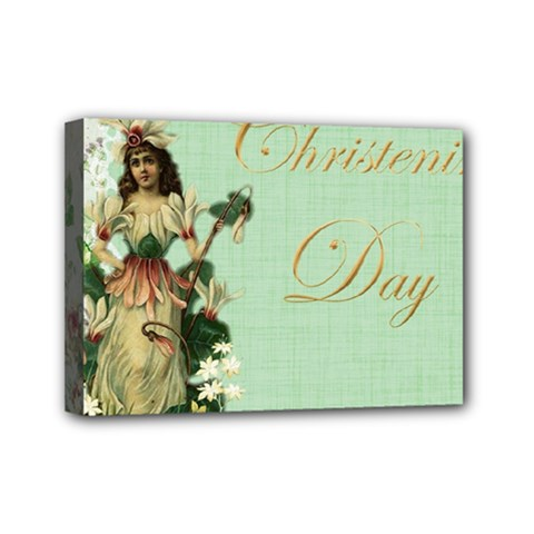 Christening 976872 1280 Mini Canvas 7  X 5  (stretched) by vintage2030