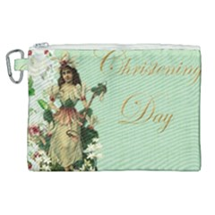 Christening 976872 1280 Canvas Cosmetic Bag (xl) by vintage2030