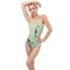 Christening 976872 1280 Plunging Cut Out Swimsuit