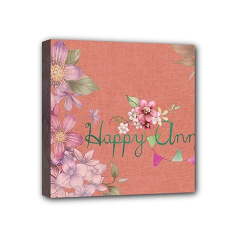 Flower 979466 1280 Mini Canvas 4  X 4  (stretched) by vintage2030