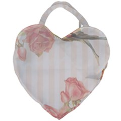 Vintage 1079410 1920 Giant Heart Shaped Tote