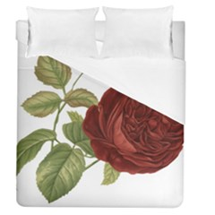 Rose 1077964 1280 Duvet Cover (queen Size) by vintage2030