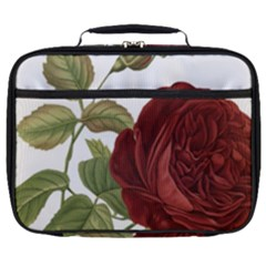 Rose 1077964 1280 Full Print Lunch Bag by vintage2030