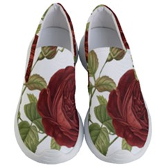 Rose 1077964 1280 Women s Lightweight Slip Ons by vintage2030