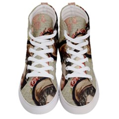 Vintage 1079412 1920 Men s Hi Top Skate Sneakers