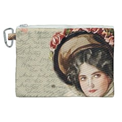 Vintage 1079412 1920 Canvas Cosmetic Bag (xl) by vintage2030