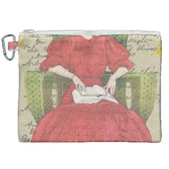 Vintage 1079413 1920 Canvas Cosmetic Bag (xxl) by vintage2030