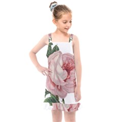 Rose 1078272 1920 Kids  Overall Dress