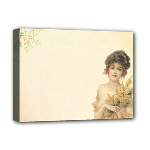Vintage 1067759 1920 Deluxe Canvas 16  X 12  (stretched)  by vintage2030