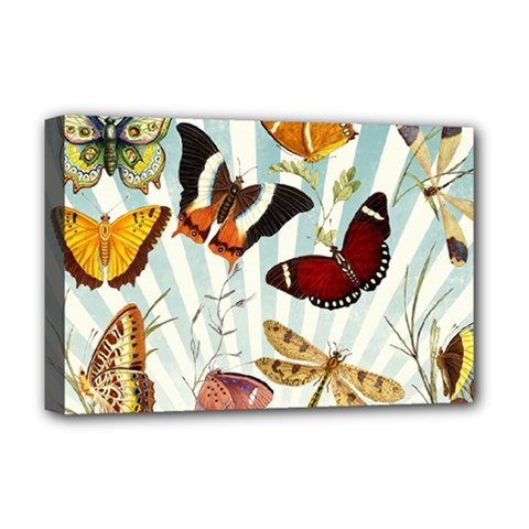 Butterfly 1064147 1920 Deluxe Canvas 18  X 12  (stretched)