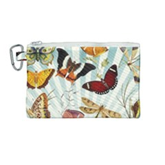 Butterfly 1064147 1920 Canvas Cosmetic Bag (medium) by vintage2030