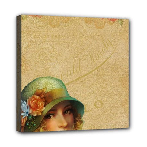 Old 1064510 1920 Mini Canvas 8  X 8  (stretched) by vintage2030