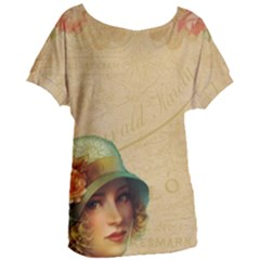 Old 1064510 1920 Women s Oversized Tee by vintage2030